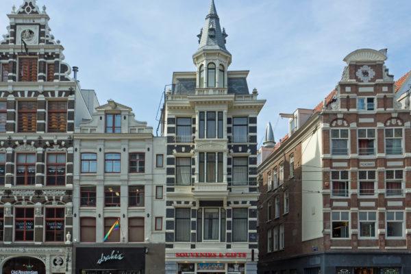 Pays-Bas - Amsterdam centre historique