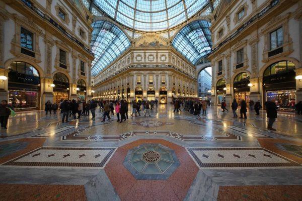 Milan Galleria-Vittorio-Emmanuele