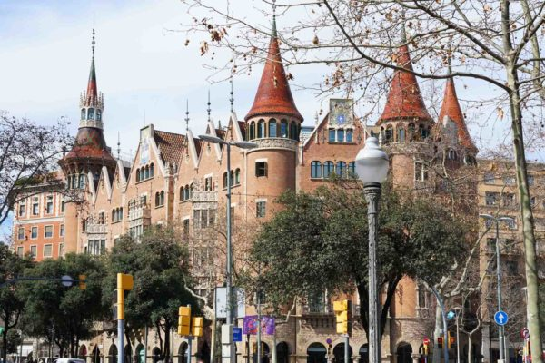 Barcelona Casa de les Punxes