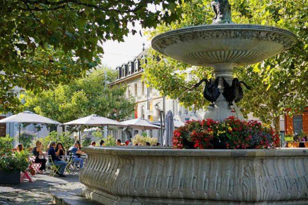 Carouge Place du Marché