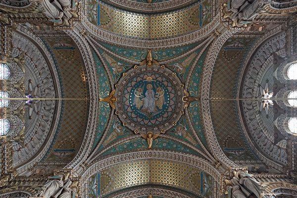 Fourvière plafond