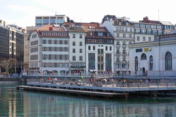 Genève La Cité du Temps