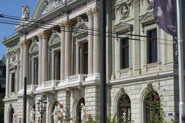 Genève, le Grand Théâtre