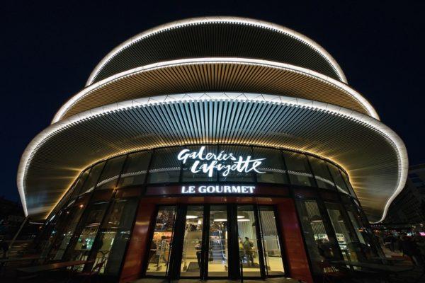 Marseille galeries Lafayette