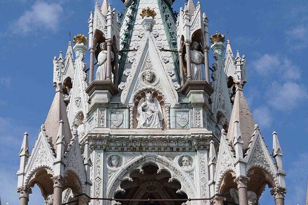 Monument Brunschwick - détail