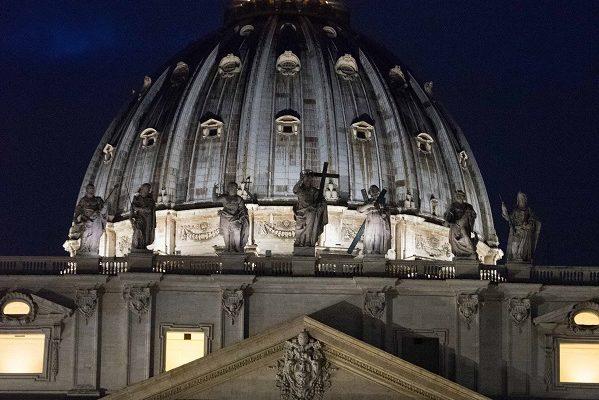 Rome Vatican façade