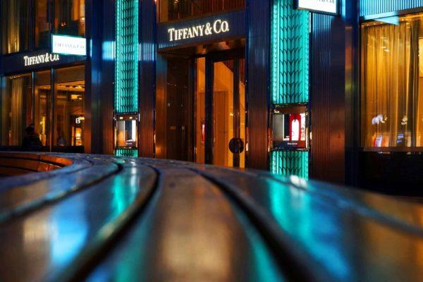 Genève, Tiffany boutique