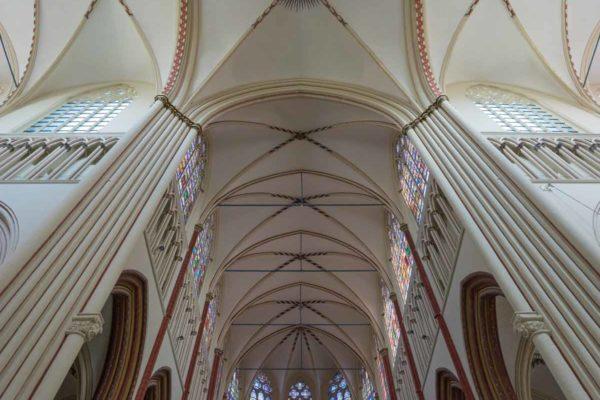 Belgique Bruges Eglise Saint-Sauveur