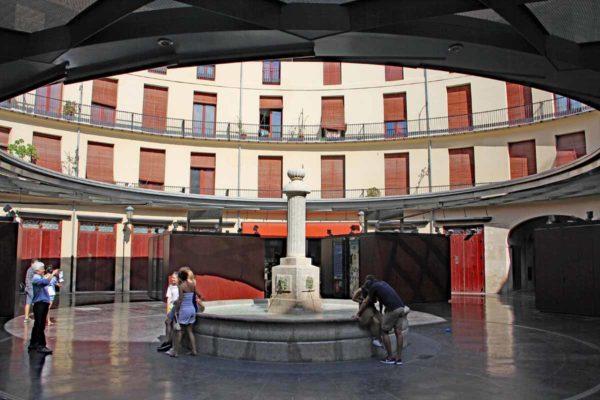 Espagne Valencia Plaça Redona 0529