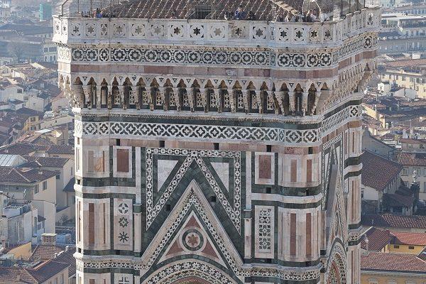 Florence - le campanile de Giotto