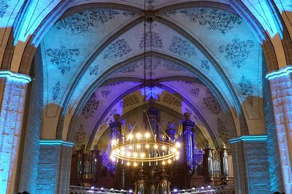 Lausanne, église St Rédempteur