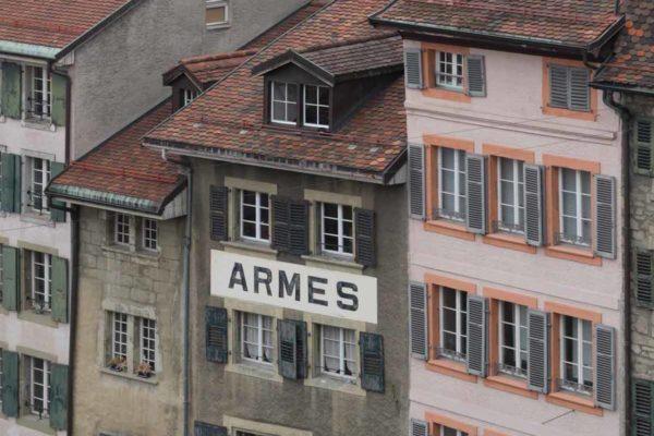 Lausanne rue des Escalier-du-Marché 2