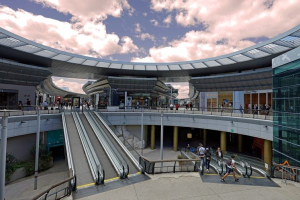 Montpellier centre commercial Odysseum