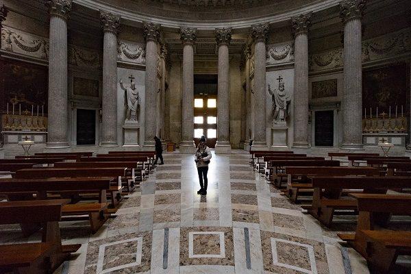 Naples Basilica San-Francisco-di-Paolo