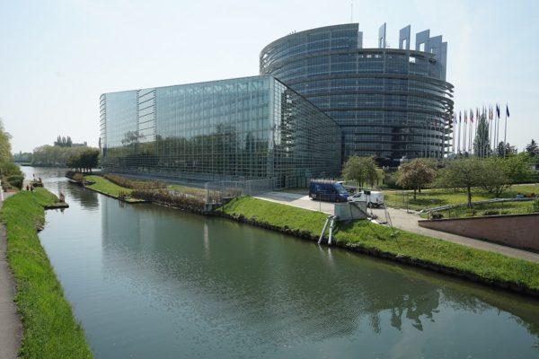 Strasbourg le parlement Européen