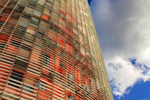 Agbar Tower Barcelone